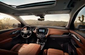 lexus rx 2018 third row the 2018 traverse high country will set you back 50 stacks gm