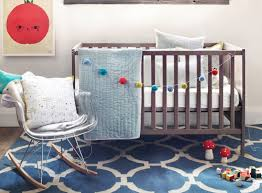 Modern Nursery Rugs Baby Nursery Ideas That Design Conscious Adults Will