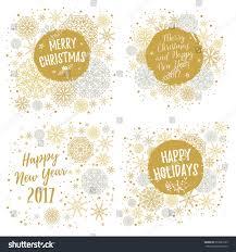 merry happy holidays happy new stock vector 533983105