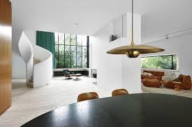 b architecten draws on modernist archetypes for remodel of 1930 u0027s