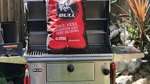 bull competition blend lump charcoal bull outdoor products