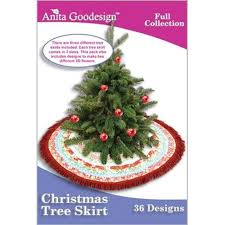 christmas tree skirts goodesign christmas tree skirt embroidery designs ebay
