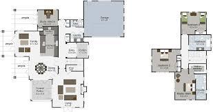 landmark homes floor plans monaco 4 bedroom 2 storey house plans landmark homes builders nz