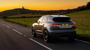 jaguar jeep 2018 jaguar e pace suv 2017 review by car magazine