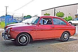 volkswagen squareback custom 1969 volkswagen fastback in garage in s austin atx car pictures