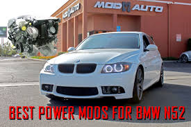 cool modded cars get 70hp with 5 best power mods for bmw 328i 128i 528i