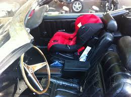 siege auto devant mercury à petites observations automobiles poa