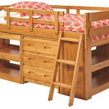 shop mid loft bed on wanelo