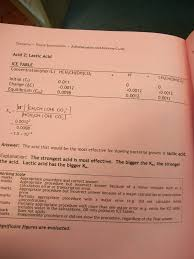 chemistry homework answers