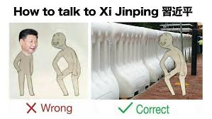 X I Meme - how to talk to xi jinping how to talk to short people know