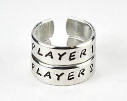 matching rings matching rings etsy