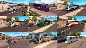 Mexican Map Viva Mexico Map American Truck Simulator Mods Ats Mods