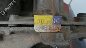 manual gearbox renault laguna i b56 556 1 8 b56a b 18973