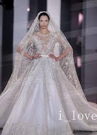 elie saab wedding dresses high end custom made elie saab wedding dresses wedding gowns