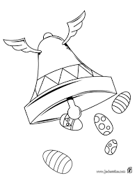 coloriage paques colouring pages