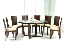 round kitchen table and chairs for 6 white high gloss round dining table blogdelfreelance com