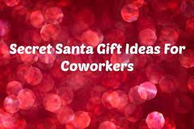 secret santa gift ideas 50