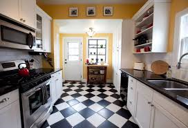 Kitchen Floor Plans With Island Tile Floors Kitchen Floor Designs With Tile One Wall Layout With