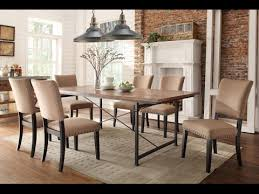 fabric dining chairs with dark wood legs designs youtube