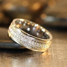 best 25 mens gold wedding bands ideas on gold wedding