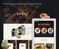 30 best wordpress restaurant themes 2017 colorlib