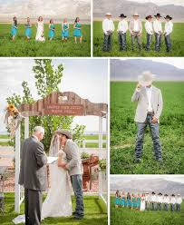western wedding saddle up with our favorite cowboy western wedding ideas