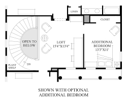 How To Draw A Sliding Door In A Floor Plan Kirkland Wa New Construction Homes Rosehaven At Bradford Place