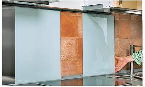 glaspaneele küche küchenrückwand aus glas selbst de