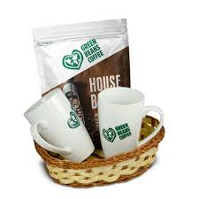 coffee gift baskets green beans coffee gift basket