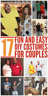 17 diy couples costumes that will win halloween