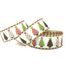 christmas tree ribbon christmas ribbon christmas grosgrain