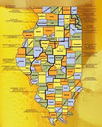 of illinois map map of illinois millercoors distributors