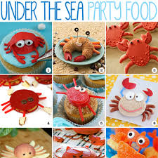 the sea party ideas the sea party food ideas adorable recipes and tutorials