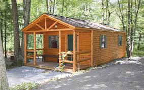 10 styles of log cabins maryland and virginia