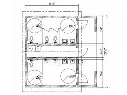 Bathroom Floor Plan by 29 Best Toilet Plan Images On Pinterest Toilets Architecture