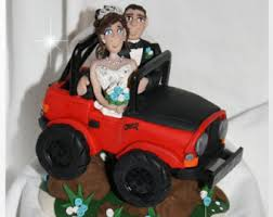 sprint car wedding cake topper persoanlized custom