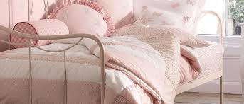butterfly girls bedding bella butterfly pink cotton bedset laura ashley