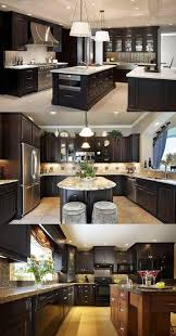 how to decorate your kitchen decorate your kitchen with dark kitchen cabinets http
