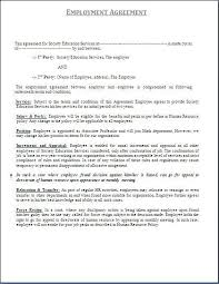 training agreement contract how to write up a contract how to