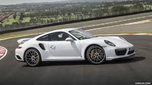porsche white 2016 porsche 911 turbo s coupe white side hd wallpaper 25
