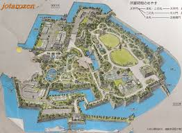 Japanese Castle Floor Plan Footsteps Jotaro U0027s Travels Travel Tips Japan Tokyo Kamakura