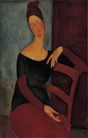 modigliani woman with a fan amedeo modigliani byron s muse