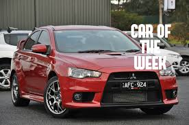 evolution mitsubishi 2015 2015 mitsubishi lancer cj evolution x sedan car of the week youtube