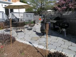 How To Make A Flagstone Patio With Sand Dover Projects How To Build A Stone Patio