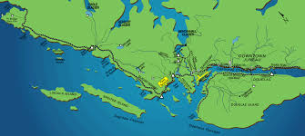 map of us vacation spots maps of alaska