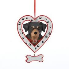 e s pets rottweiler ornament set of 2 rottweiler things to buy