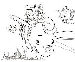 free disney coloring pages free svg file craft
