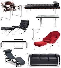 Barcelona Style Sofa Design Style 101 International Style U2013 A Beautiful Mess