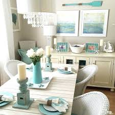 coastal dining rooms miraculous coastal dining room with blue chairs on table glamorous