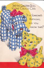 14 best vintage birthday cards images on pinterest vintage
